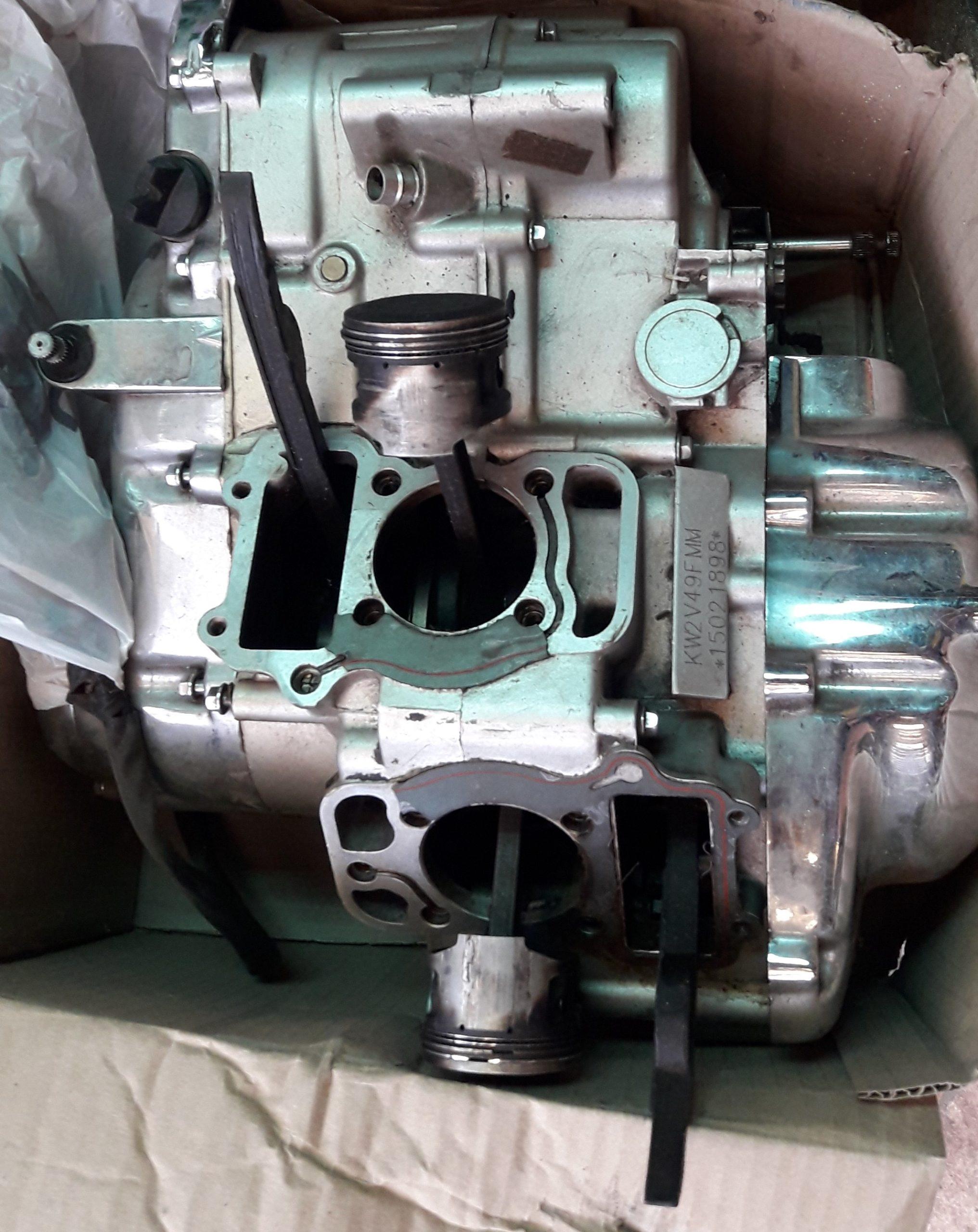 motor con piston publicar