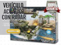 tipo lego vehiculo radar