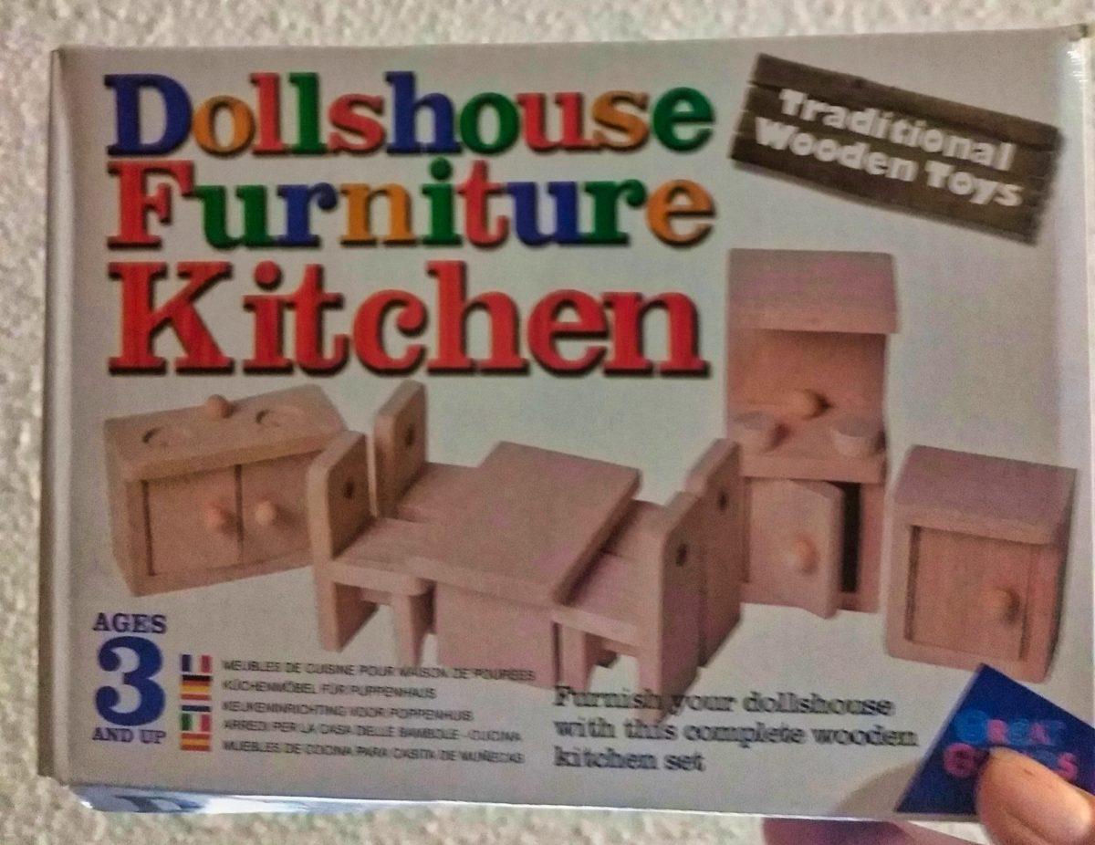 juego de cocina dollshouse