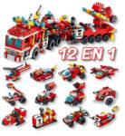 set de lego camion bombero