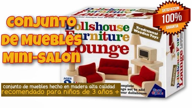 dollshouse forniture lounge