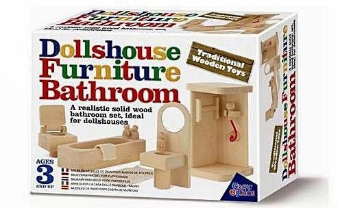 juguetes de madera baño